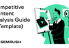 The Ultimate 2021 Guide to a Competitive Content Analysis (+ Template)