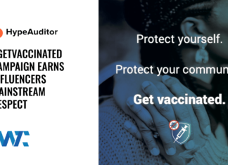 #GetVaccinated Influencer Marketing Campaign